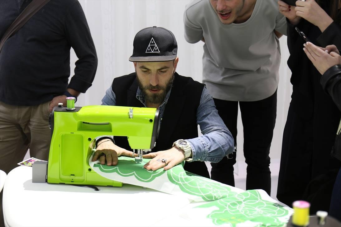 Выставка Milano Salone 2016 - фото 7 - новость в интернет-магазине Sewgroup