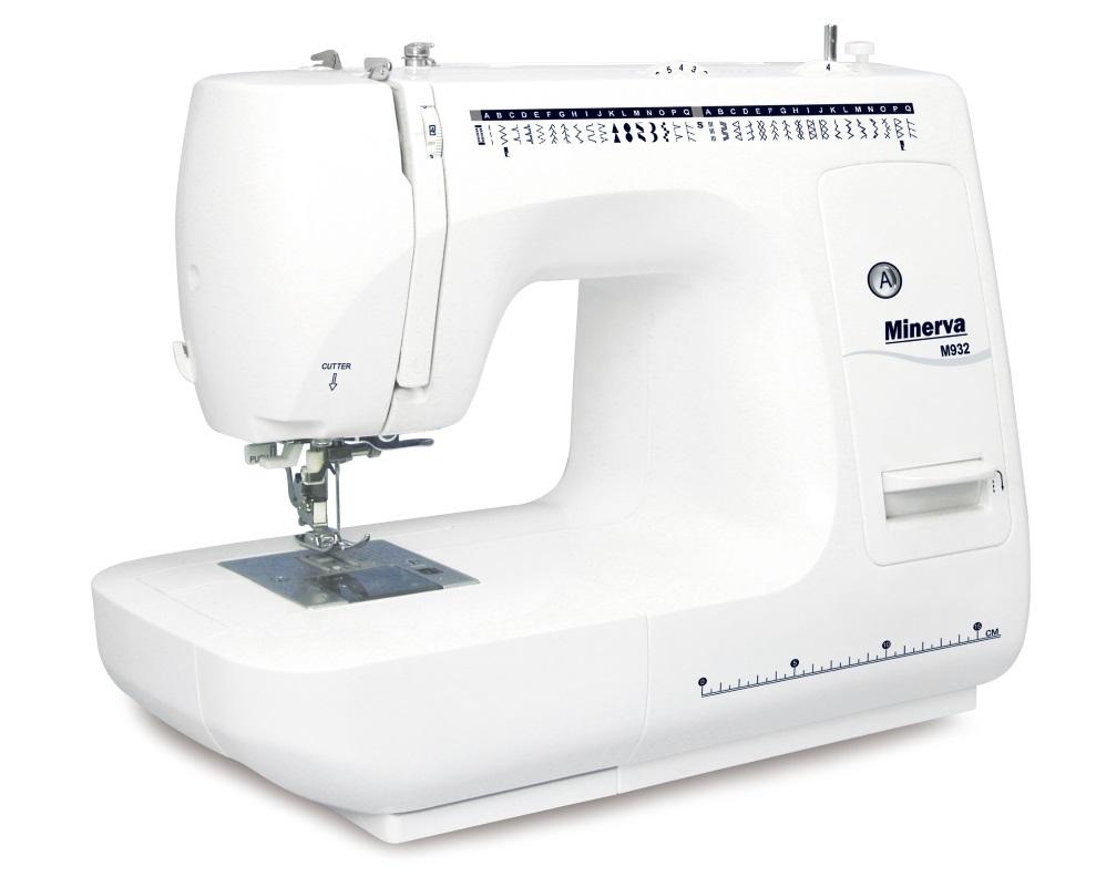 Поступили нові моделі Швейних машин Minerva - фото 3 - новина в інтернет-магазині Sewgroup