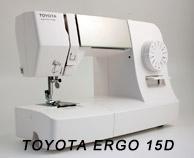Моделі швейних машин TOYOTA - фото 3 - новина в інтернет-магазині Sewgroup