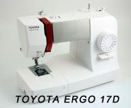 Модели швейных машин TOYOTA - фото 4 - новость в интернет-магазине Sewgroup