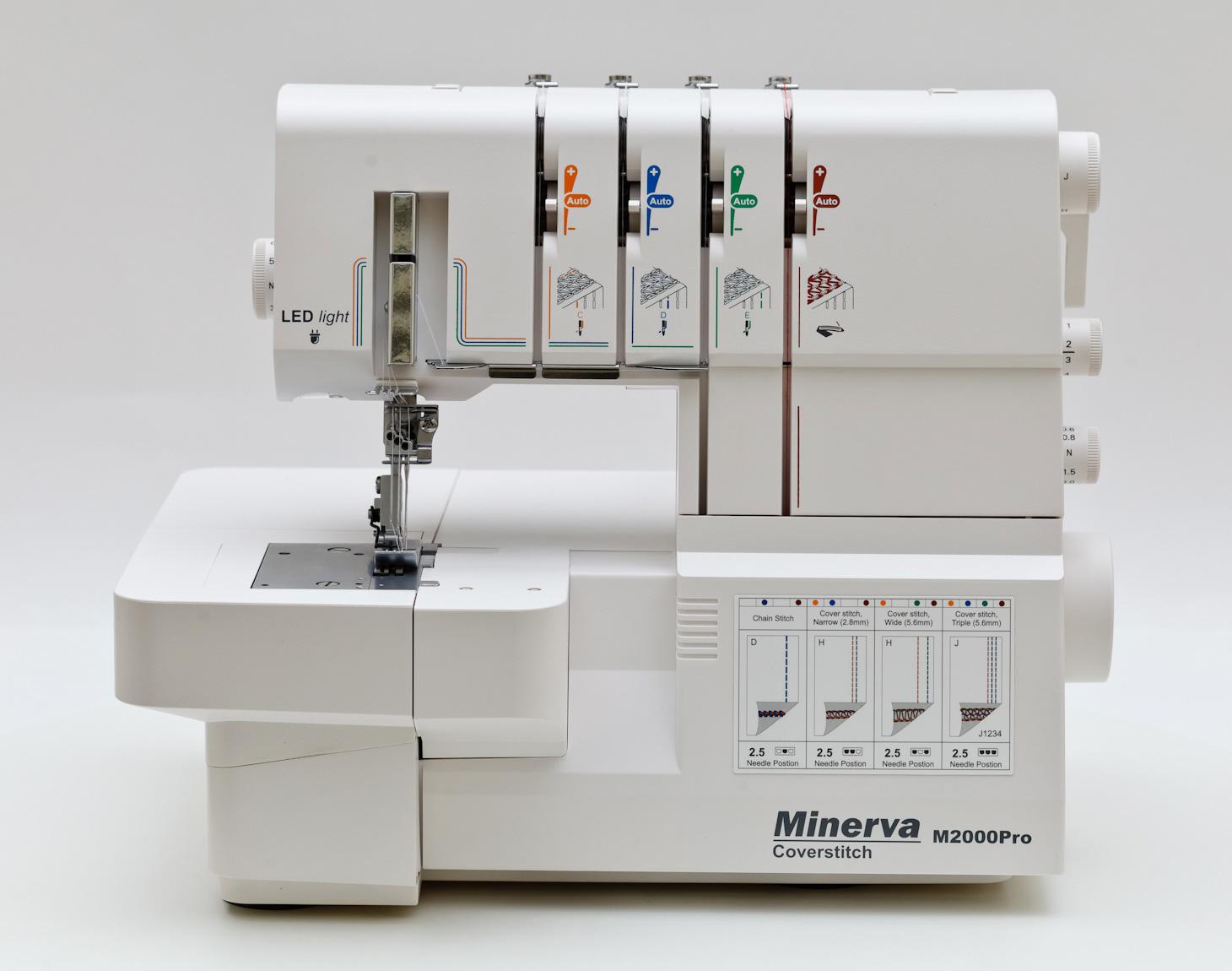 Minerva CS M2000Pro