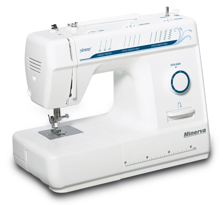 Новые модели швейных машин Minerva уже в продаже! - фото - новость в интернет-магазине Sewgroup
