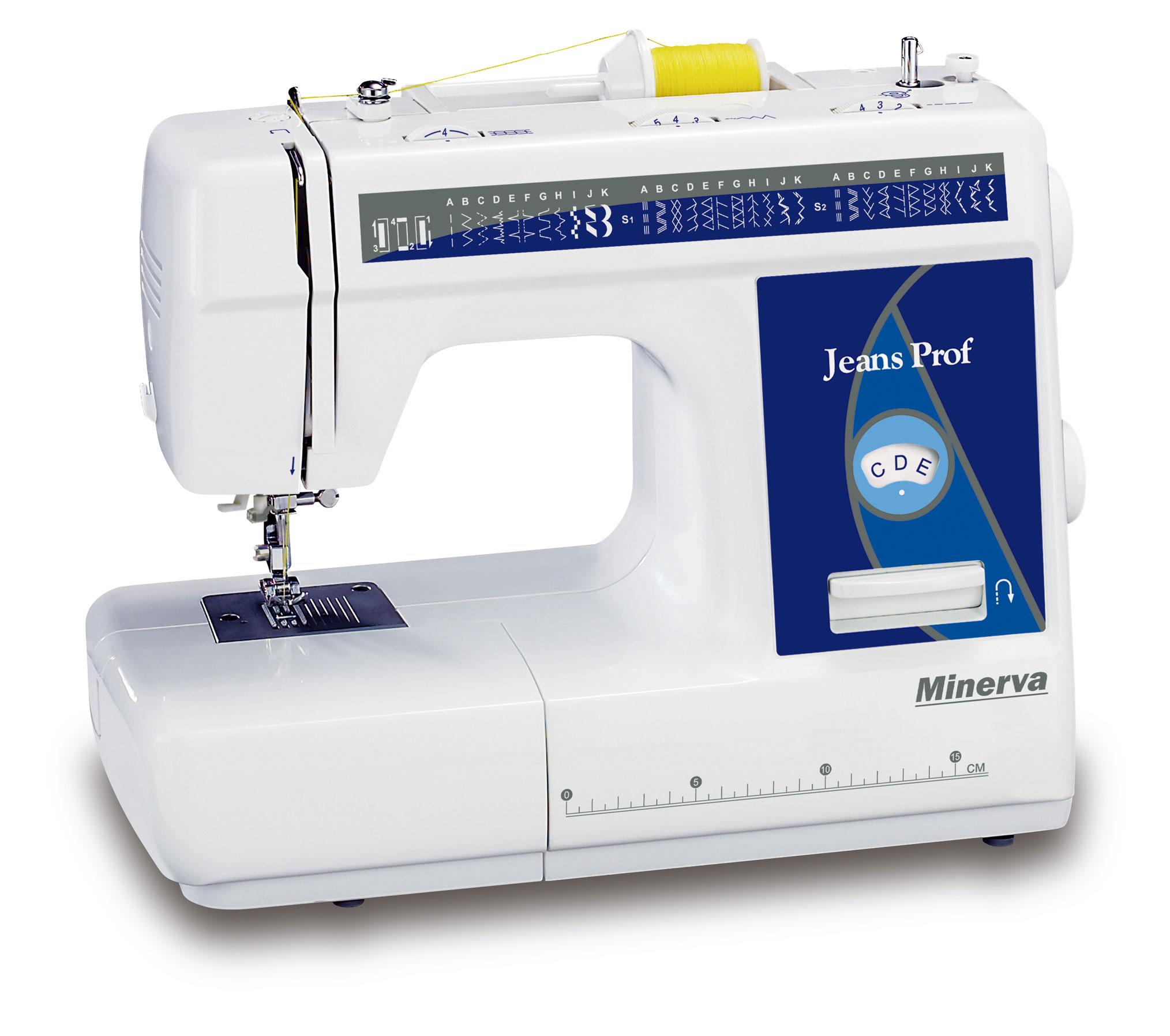 Новые модели швейных машин Minerva уже в продаже! - фото 3 - новость в интернет-магазине Sewgroup