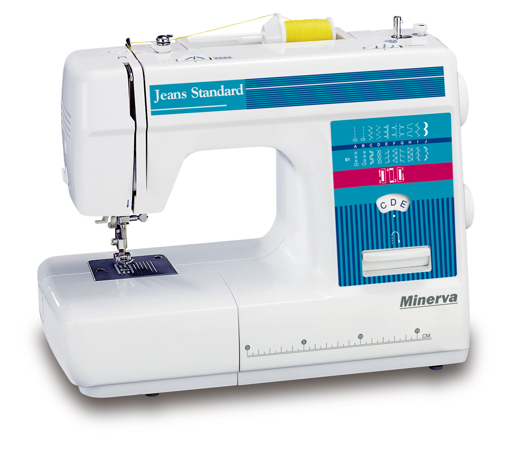 Новые модели швейных машин Minerva уже в продаже! - фото 4 - новость в интернет-магазине Sewgroup