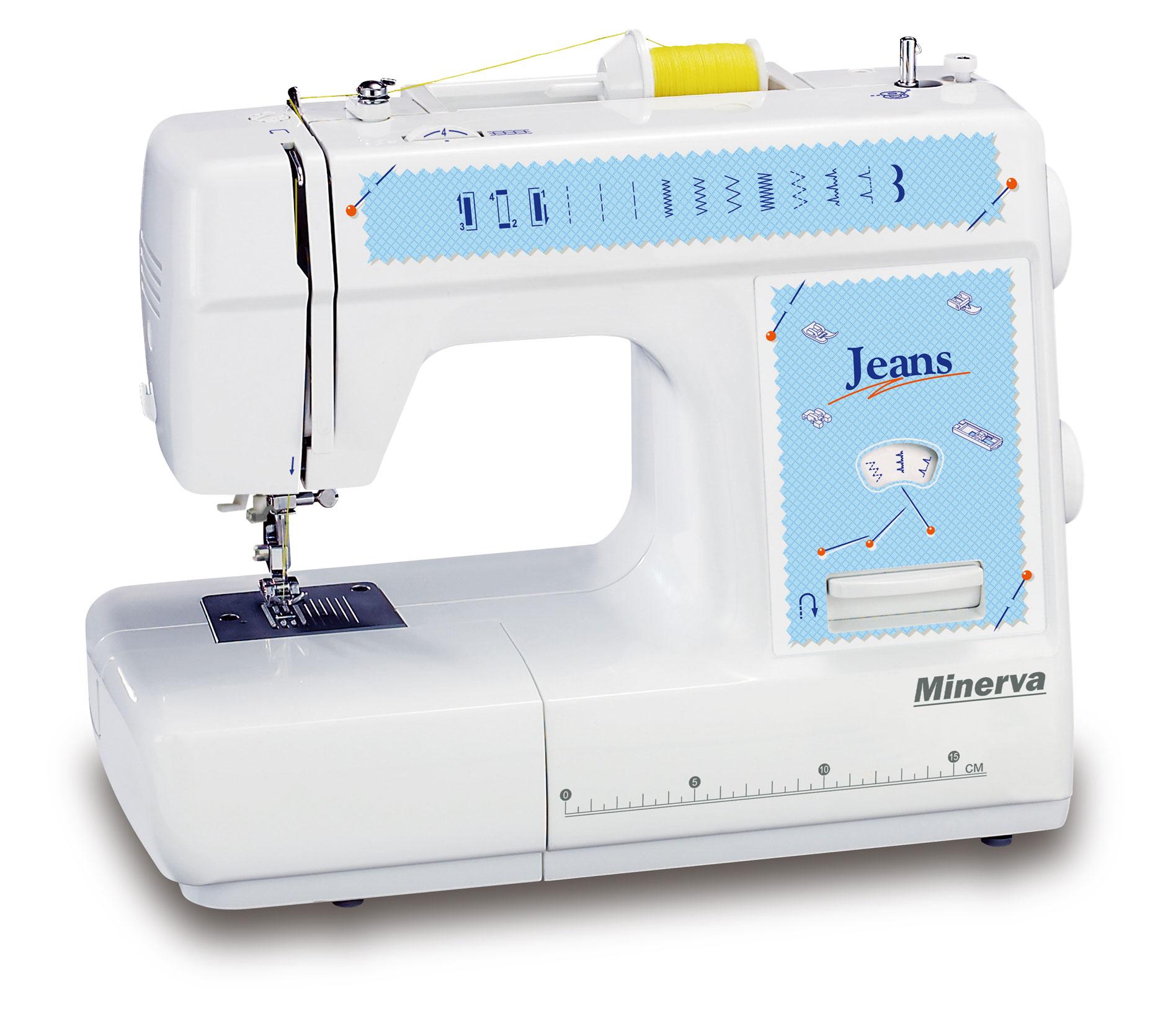 Новые модели швейных машин Minerva уже в продаже! - фото 2 - новость в интернет-магазине Sewgroup