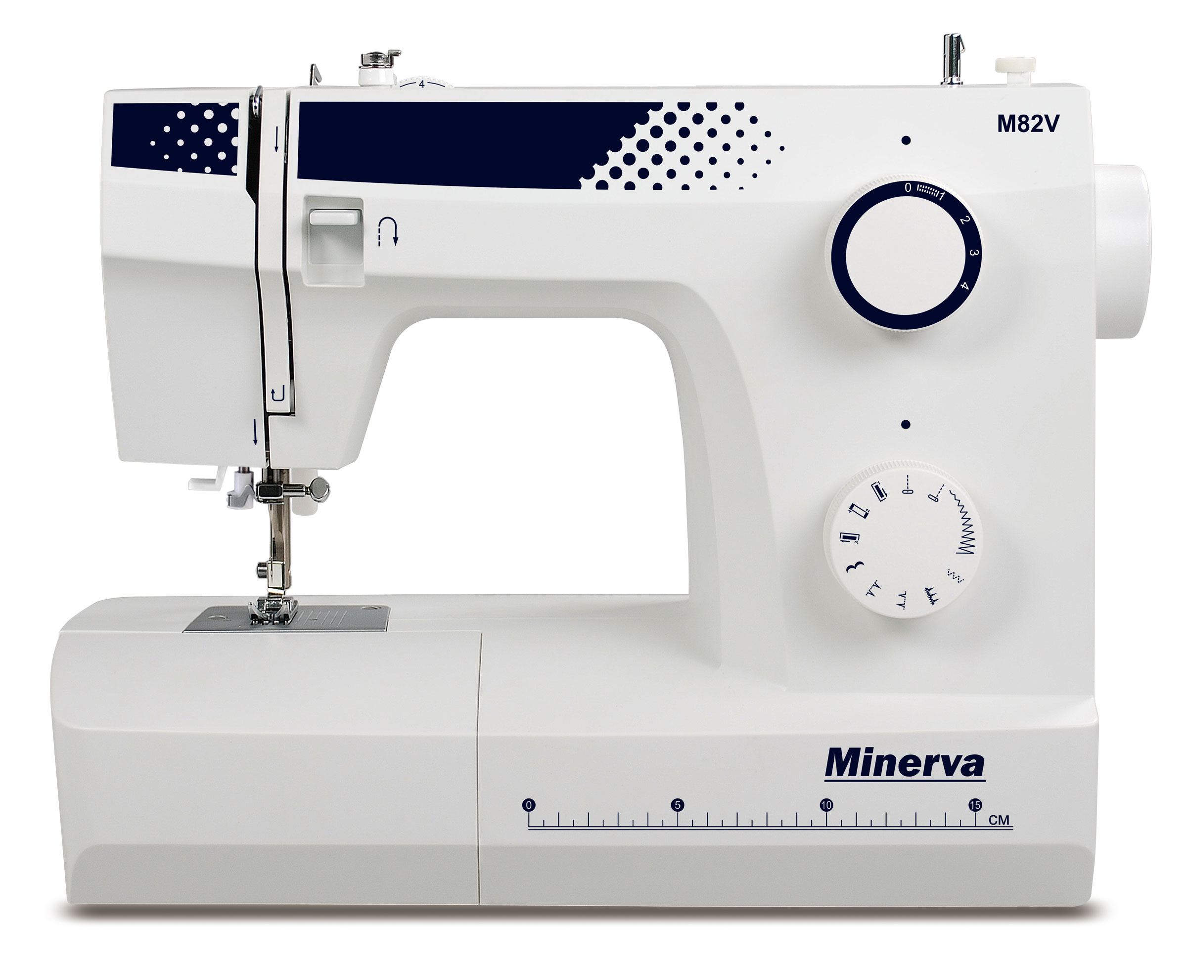 Нові моделі швейних машин Minerva - фото - новина в інтернет-магазині Sewgroup