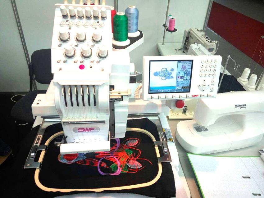 Участие в выставке Craft.BUSINESS&Hobby - фото 2 - новина в інтернет-магазині Sewgroup
